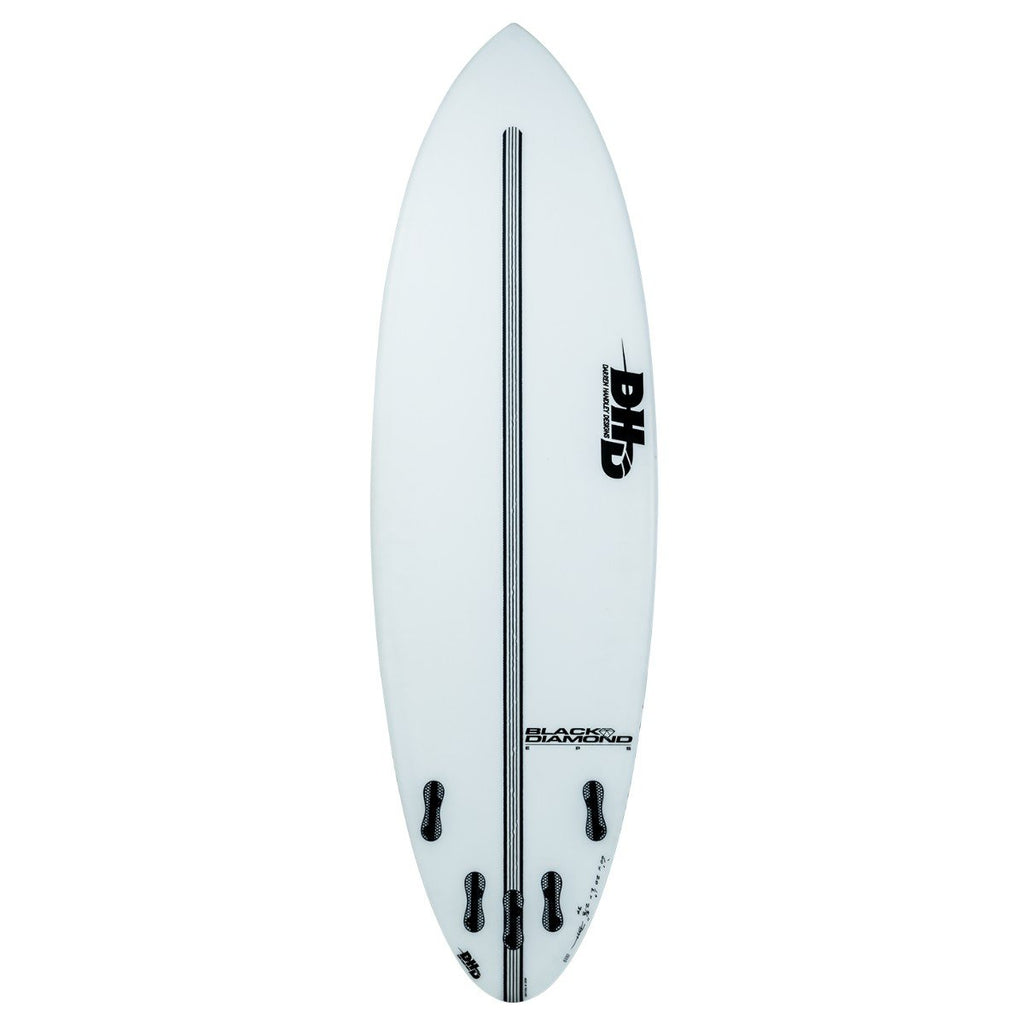 DHD Black Diamond EPS Surfboards DHD
