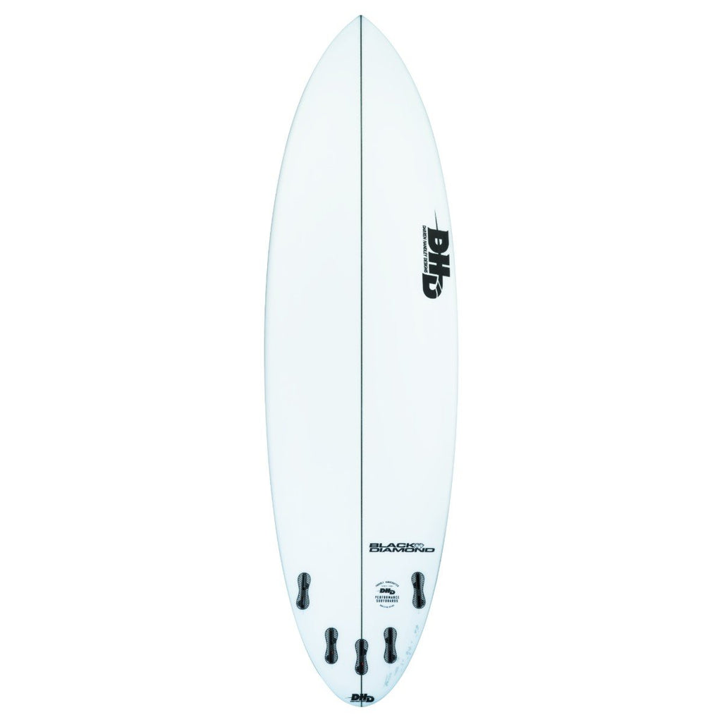 DHD Black Diamond Surfboards DHD
