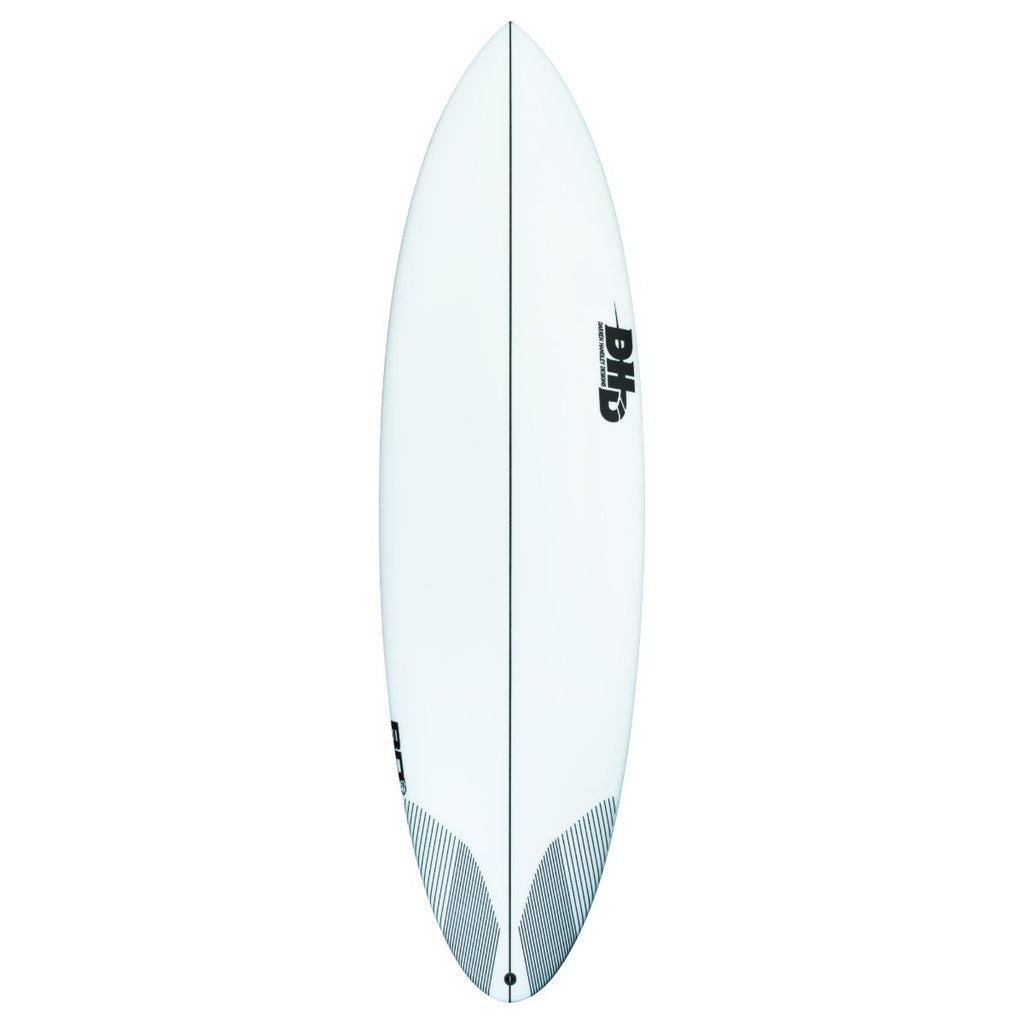 "DHD Black Diamond Surfboards DHD 5'6"" x 19 1/4"" x 2 7/16"" 27.5L FCSII"