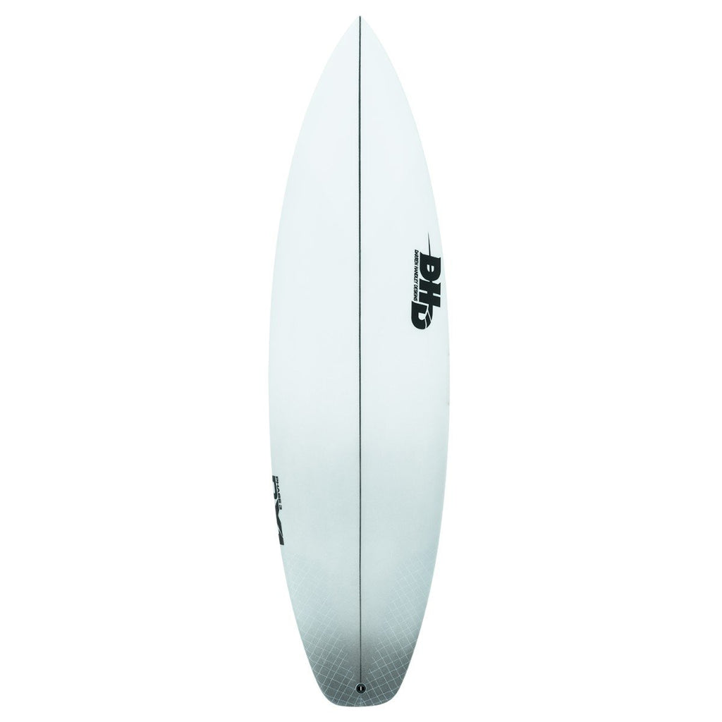 "DHD DX1 Phase 3 Surfboards DHD 5'7"" x 18 7/16"" x 2 3/16"" 24.5L FCSII"