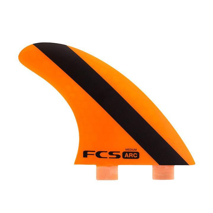 FCS 1 ARC PC Medium Tri Fin Set Fins FCS