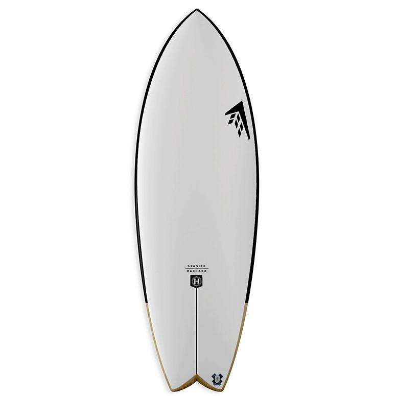 "Firewire Machado Seaside Helium Surfboards Firewire 5'2"" x 20"" x 2 5/16"" 26.5L Futures"