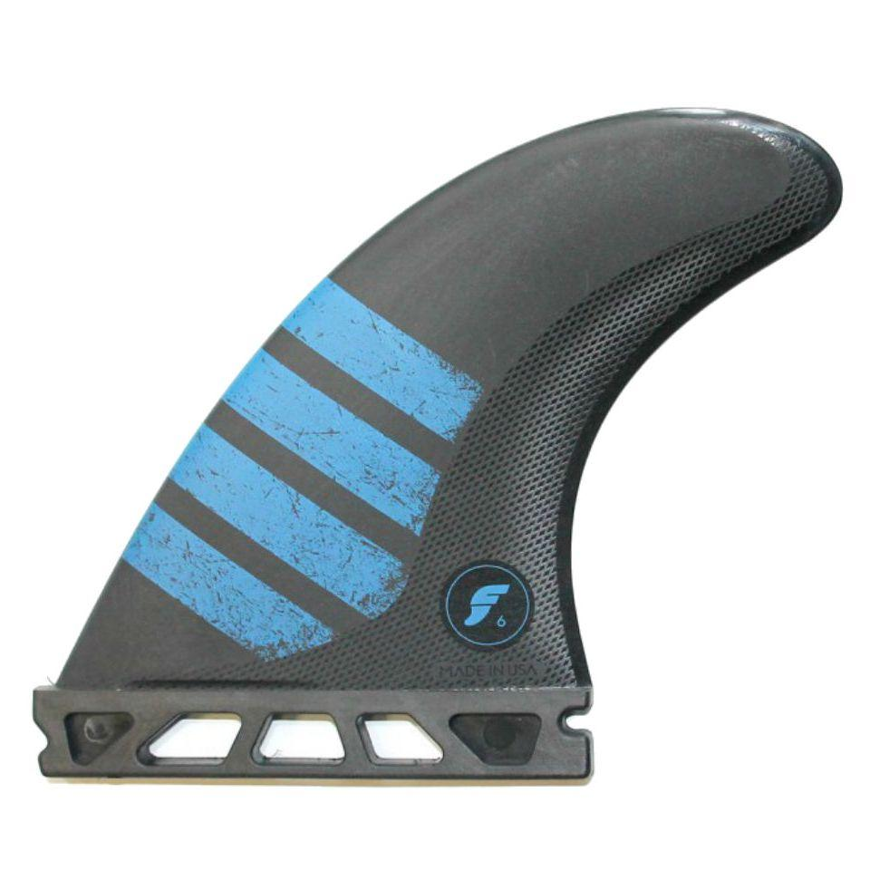 Futures F6 Alpha Series Medium 5-Fin Set Surfboard Fins Futures