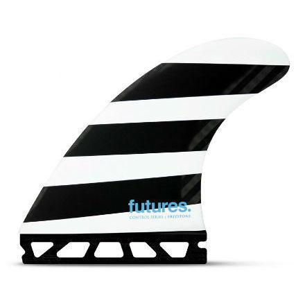 Futures Jack Freestone Control Series Large Tri Fin Set Surfboard Fins Futures