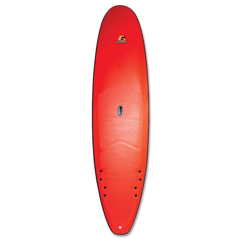 "GBoards SUP 10'6"" Stand Up Paddle GBoards Red"