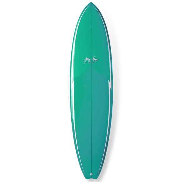 "Gerry Lopez Little Darlin Surfboards Gerry Lopez 6'4"" x 20.25"" x 2.625"" 36.8L FCSII"