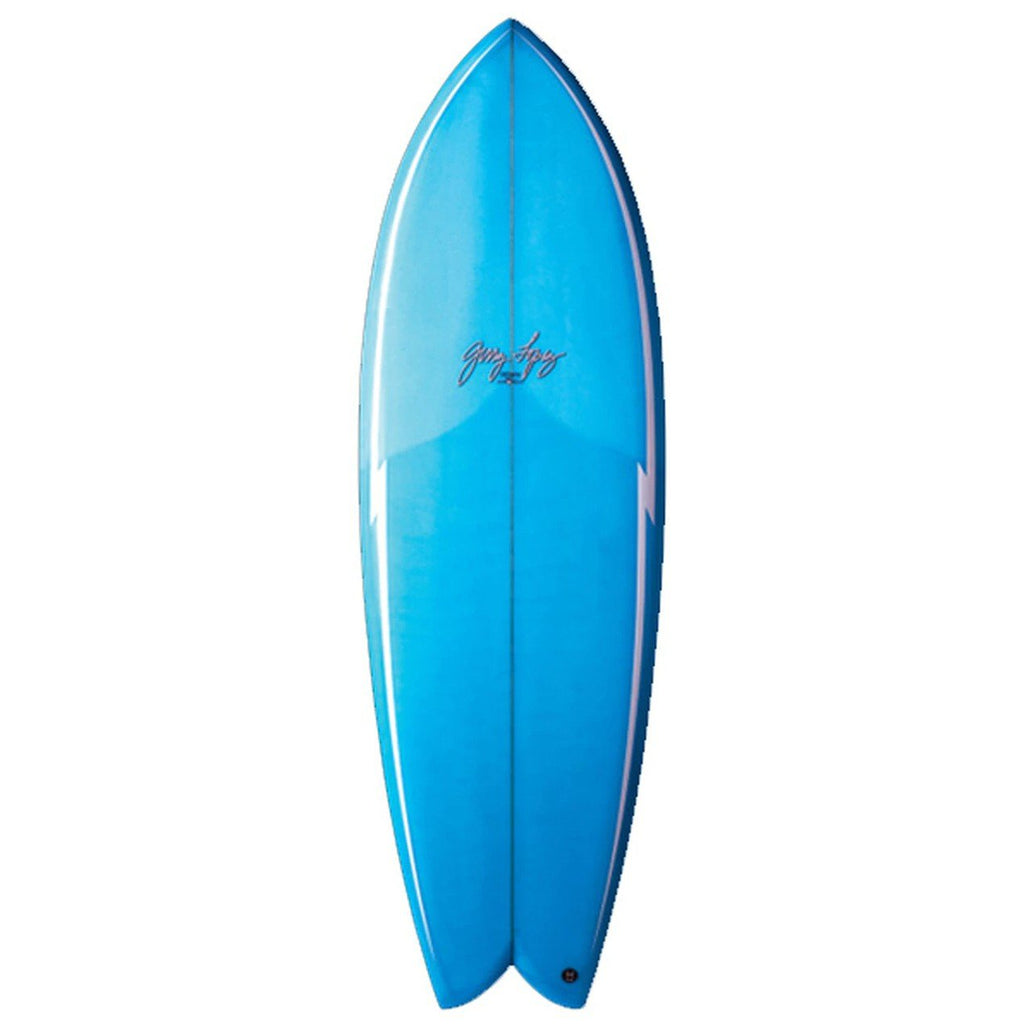 "Gerry Lopez Something Fishy Quad Surfboards Gerry Lopez 5'10"" x 21.75"" x 2.5"" 38.3L FCSII"