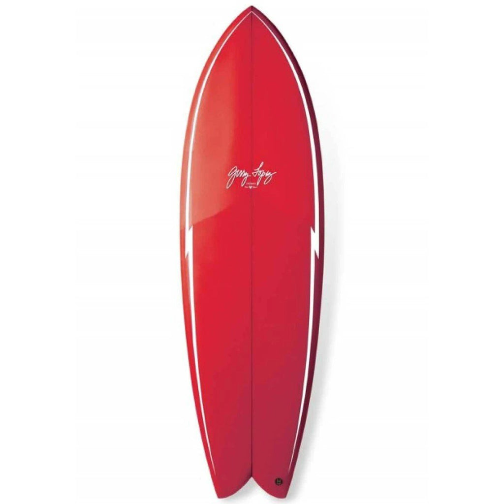 "Gerry Lopez Something Fishy Quad Surfboards Gerry Lopez 6'0"" x 21.75"" x 2.5"" 39.4L FCSII"