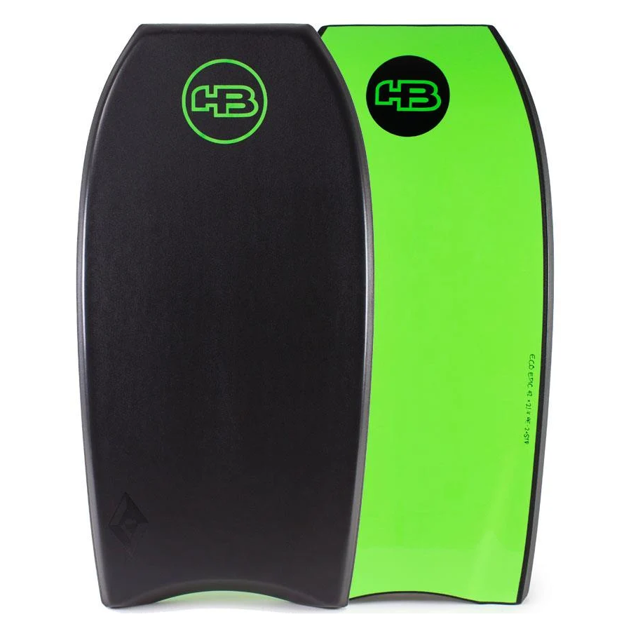 Hot Buttered Epic PE Crescent Bodyboard Bodyboards & Accessories Hot Buttered