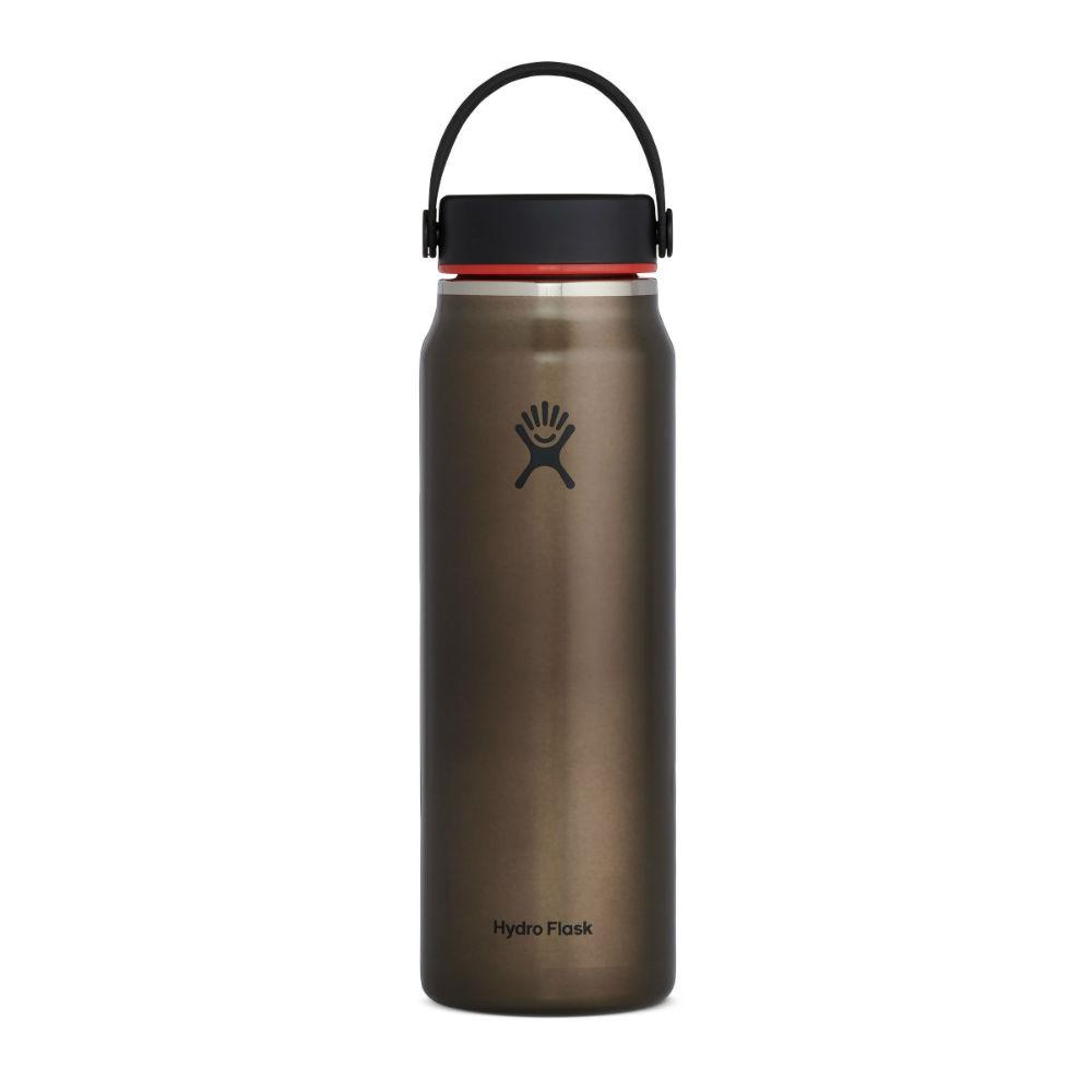 Hydro Flask 32 oz Lightweight Wide Mouth Trail Series Cups & Flasks Hydro Flask Obsidian