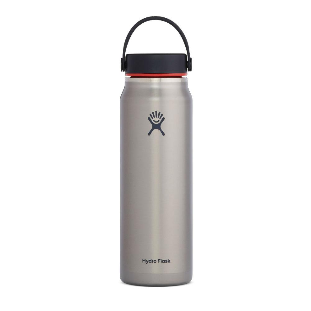 Hydro Flask 32 oz Lightweight Wide Mouth Trail Series Cups & Flasks Hydro Flask Slate
