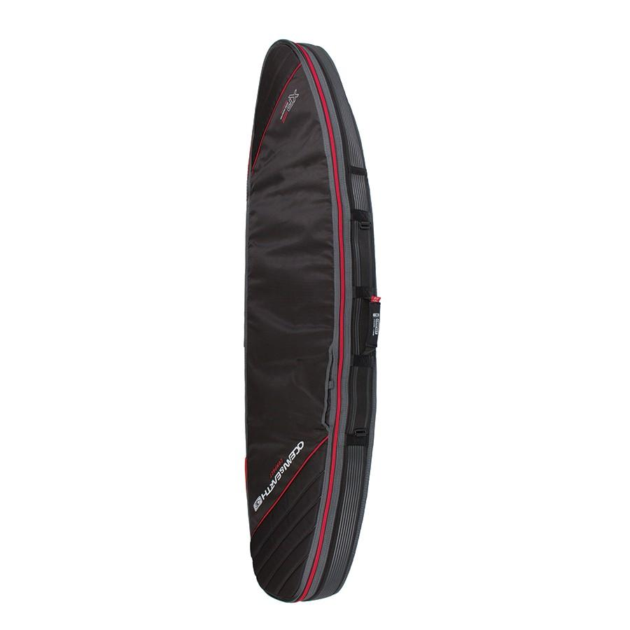 Ocean & Earth Double Compact Fish Cover Boardbags Ocean & Earth