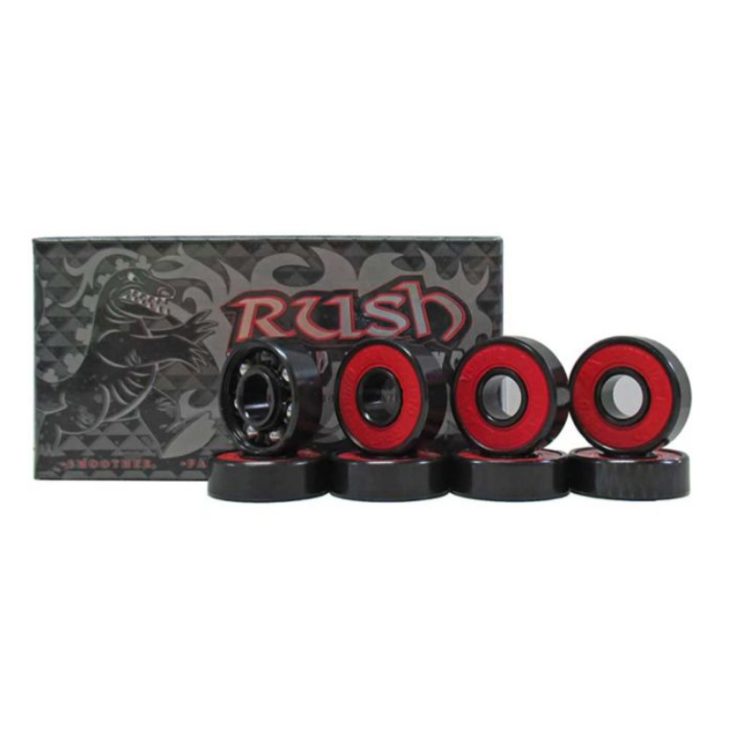 Rush Hybrid Skateboard Bearings Skateboard Hardware Rush
