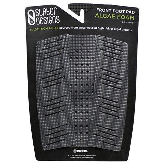 Slater Designs Front Foot Traction Pad Surfboard Tailpads Slater Designs Black/Grey