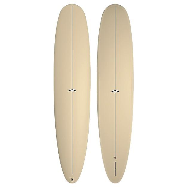 "Thunderbolt CJ Nelson Parallax Surfboards Thunderbolt 9'3"" x 23 1/2"" x 3 3/16"" 78.8L Light Tan"