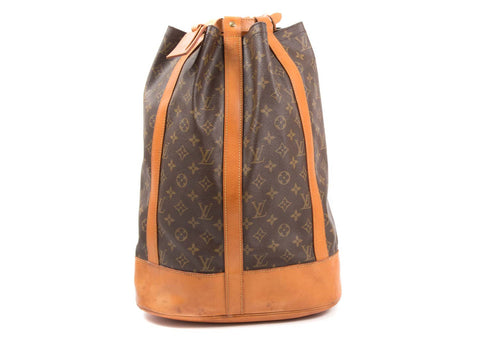 Randonnée Monogram Canvas GM