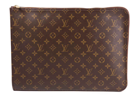 Poche Documents Monogram Canvas