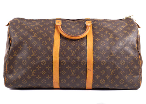 Keepall Monogram Canvas 55