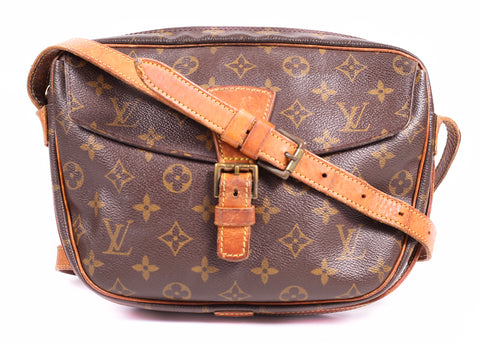 Jeune Fille Monogram Canvas GM