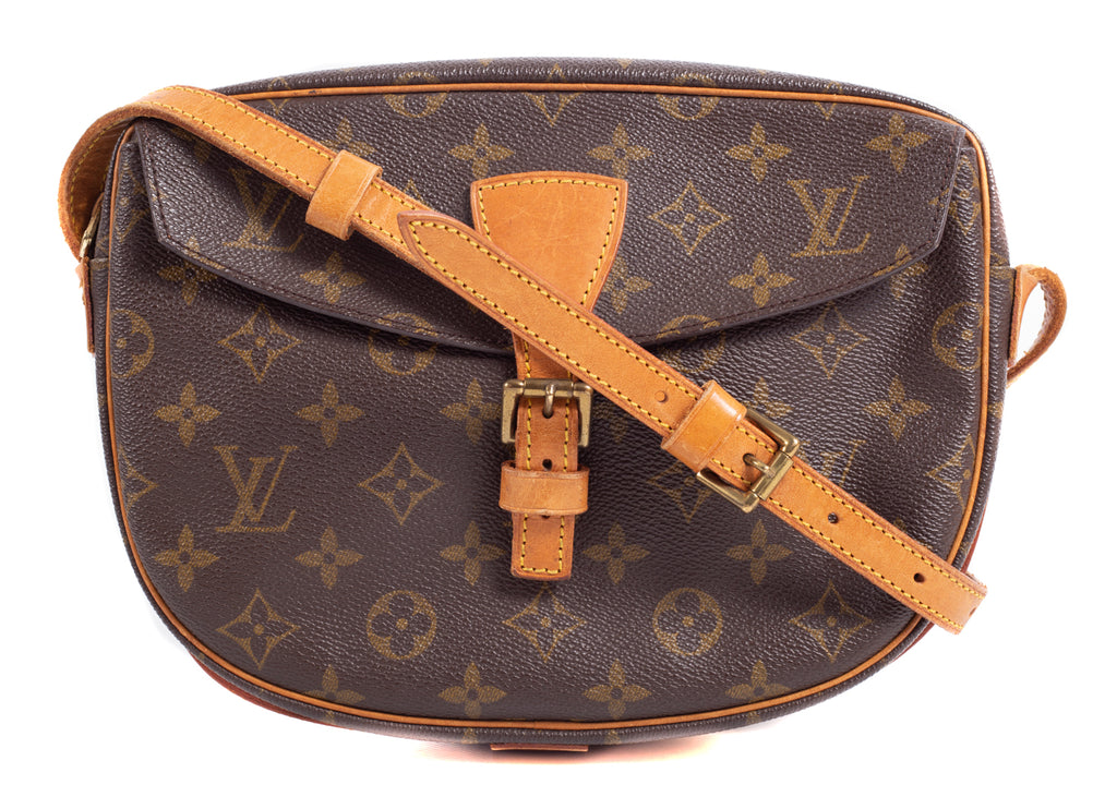 Jeune Fille Monogram Canvas MM