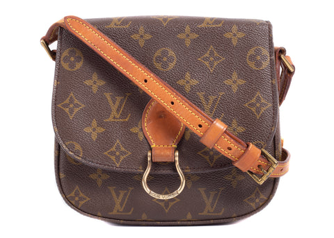 Saint Cloud Monogram Canvas PM