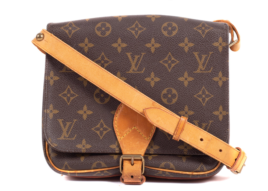 Cartouchiere Monogram Canvas MM