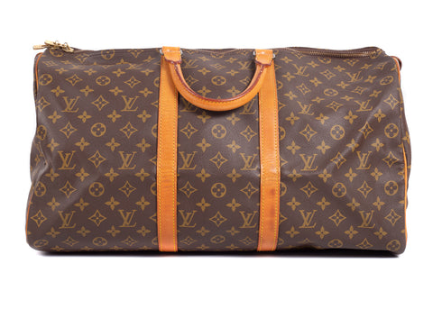 Keepall Monogram Canvas 50