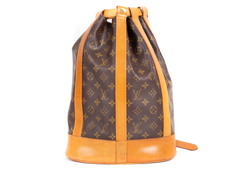 Randonnee PM Monogram Canvas