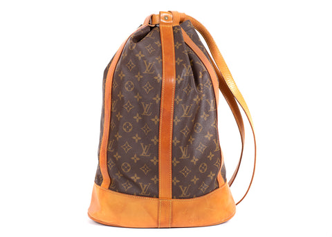Randonnee Monogram Canvas GM
