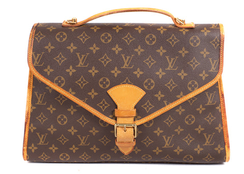 Beverly Monogram Canvas