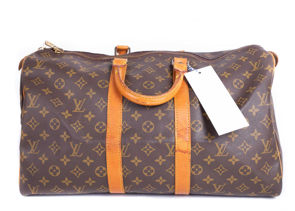 Keepall Monogram Canvas 45