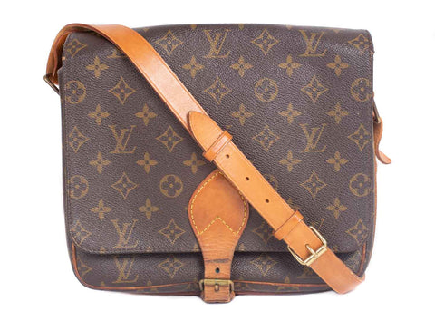 Cartouchiere GM Monogram Canvas