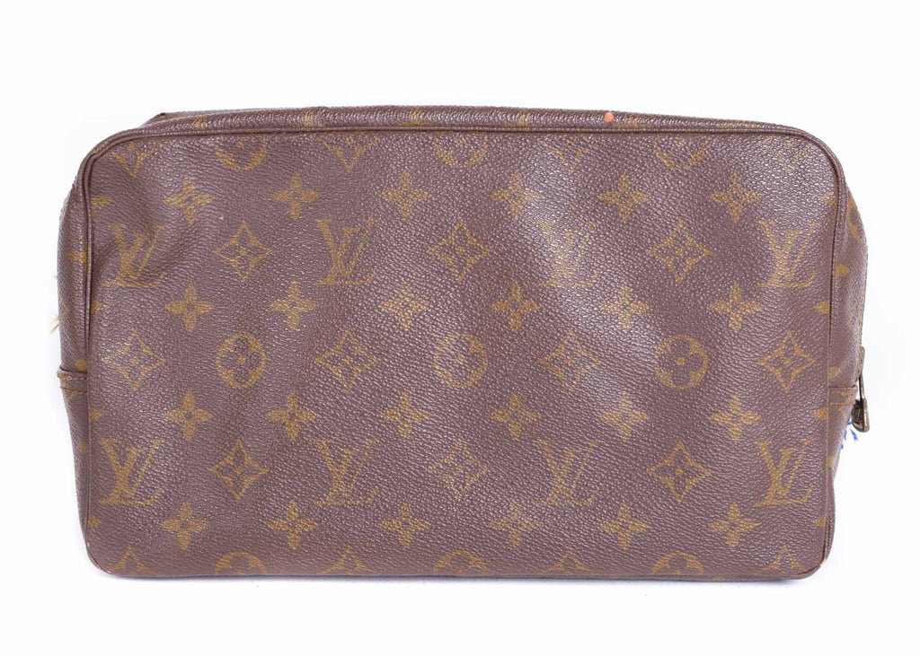 Trousse Toilette Monogram Canvas 28
