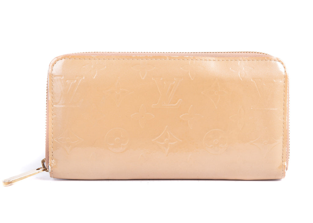 Zippy Wallet Vernis