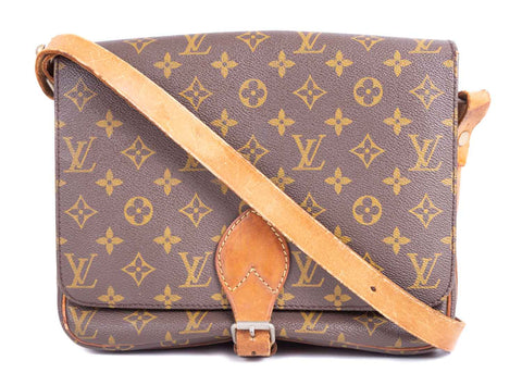 Cartouchiere Monogram Canvas GM