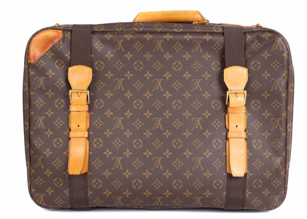 Satellite Monogram Canvas 53