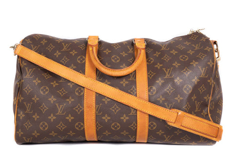 Keepall Monogram Canvas 45 Bandouliere