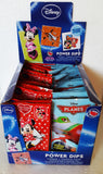 1 Display of Disney Mixed Power Dips (Popping Candy)