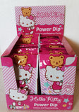 1 Display of Hello Kitty Power Dips (Popping Candy)
