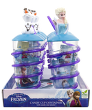 Frozen Movie Candy Cup Display