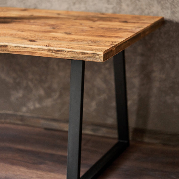 reclaimed wood old wood barn wood furniture barn wood table