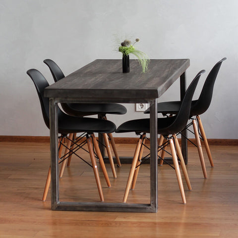 industrial dining table conference table