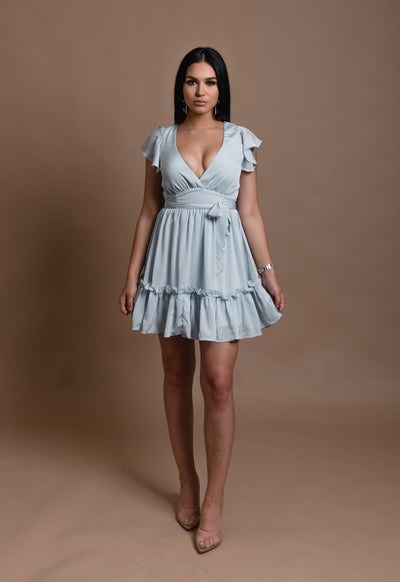 LIAN FLOWY DRESS