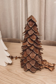 Pinecone Christmas Tree