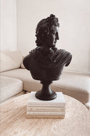 Apollo Head Statue