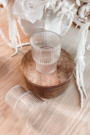 Ripple Glass Cup