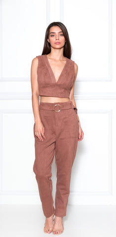 Sasha Crop Pants
