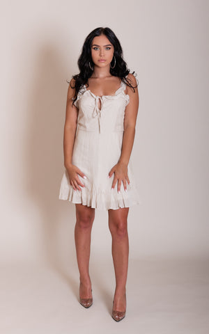 Lexy Ruffle Dress