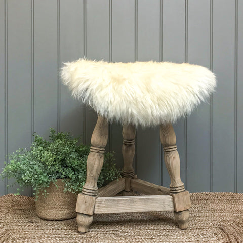 Sheepie Seatpad in Ivory