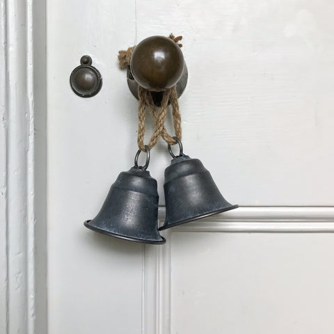 Small Pewter Bell